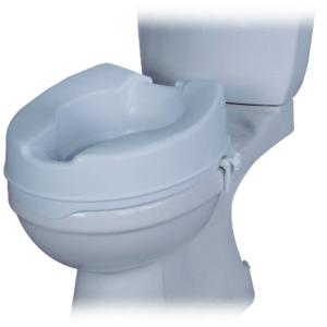 porto raised toilet seat